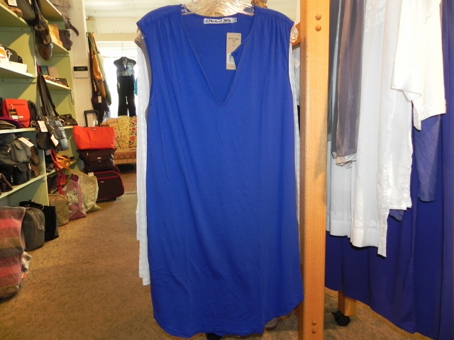 Michael Stars Blue Tunic