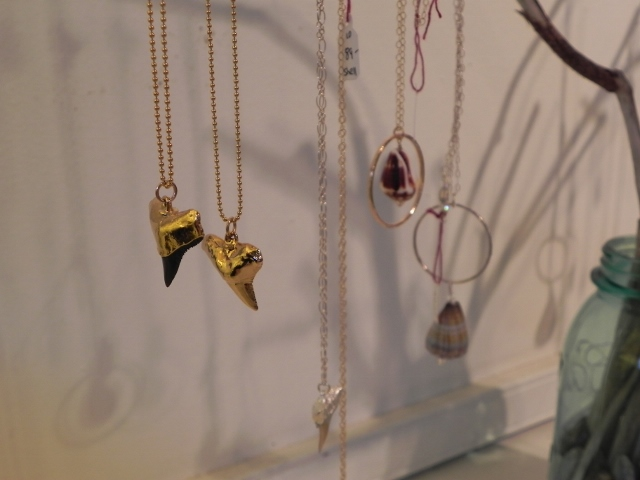 Shell Chic Maui Sharks Teeth Necklaces