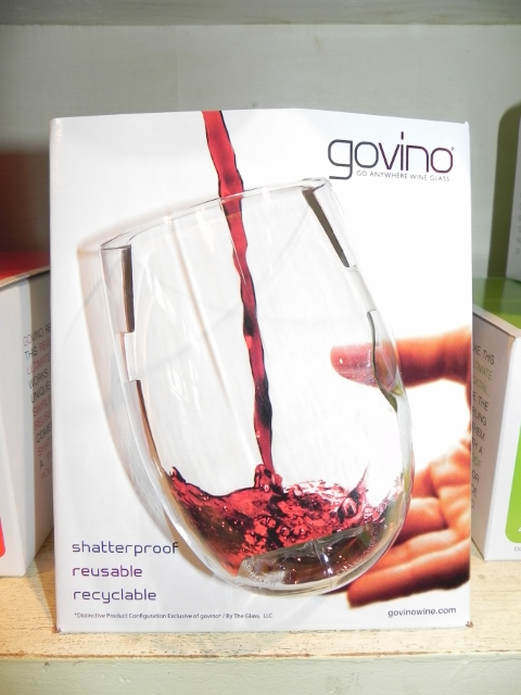 Govino Sample Glass