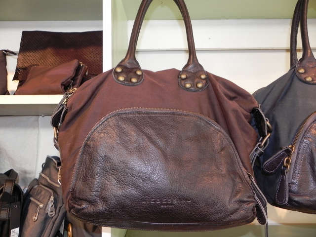 Liebeskind Shannon Bag-Chocolate