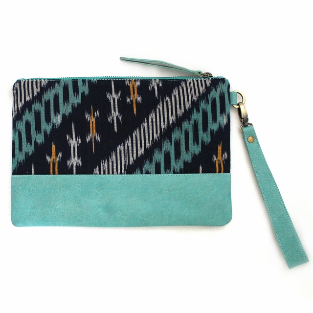 Tiger Rose aqua-pouch
