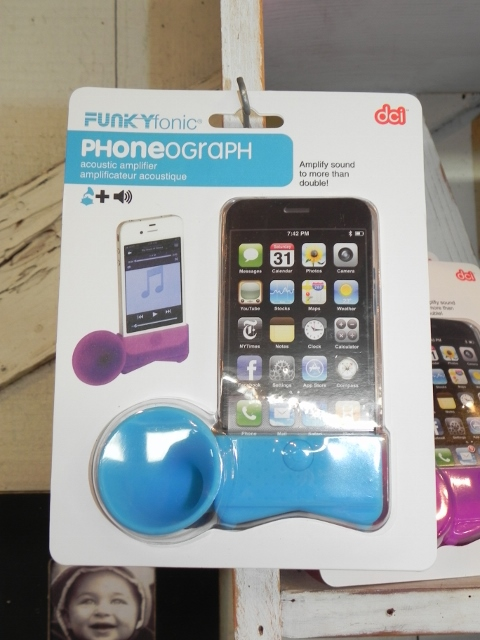 DCI iphone Phoneograph