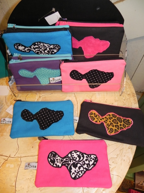 Mitusa Coin Purses and Cosmetic Bags