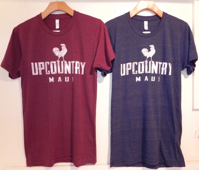 Upcountry Maui Adult Tee