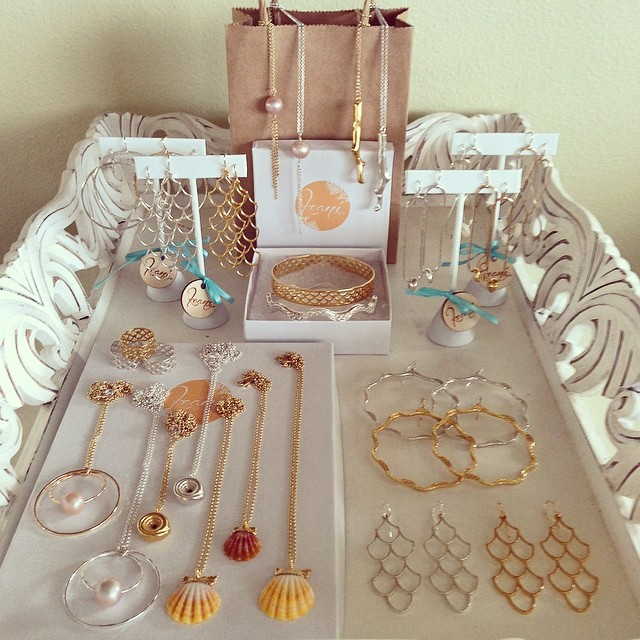 Keani Jewelry at Collections
