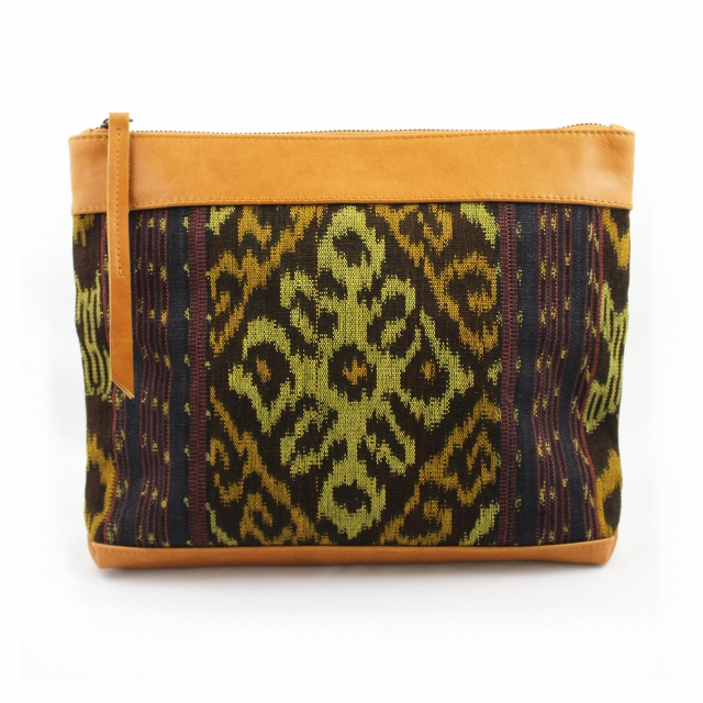 Tiger Rose Kintamani Clutch