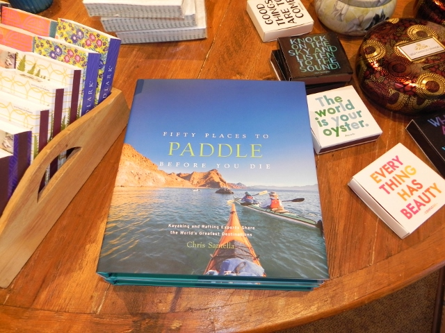 Paddle Book