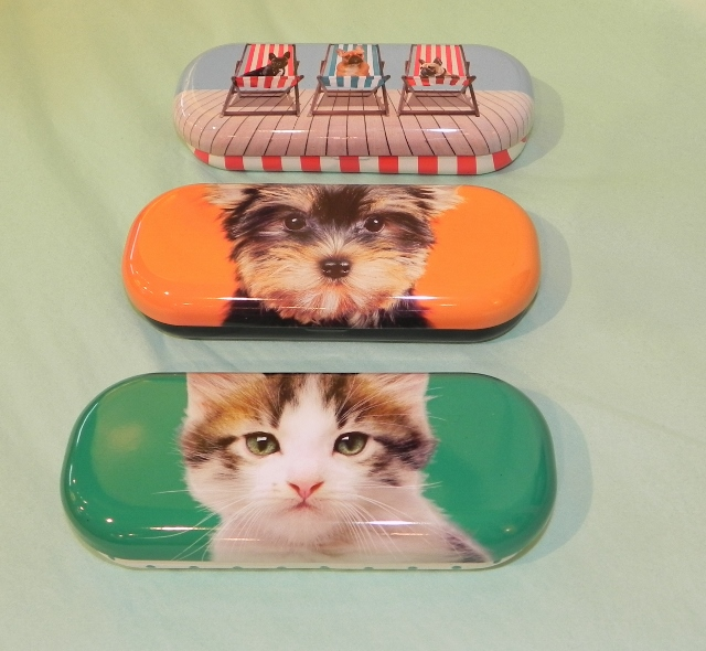 Catseye London Eyeglass Cases