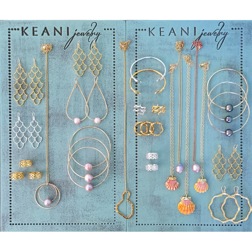 Keani Jewelry November 2014 at Collections