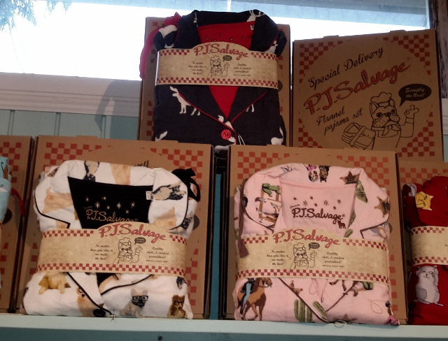 PJ Salvage Moose, Dogs, and Cowgirls Flannel Sets