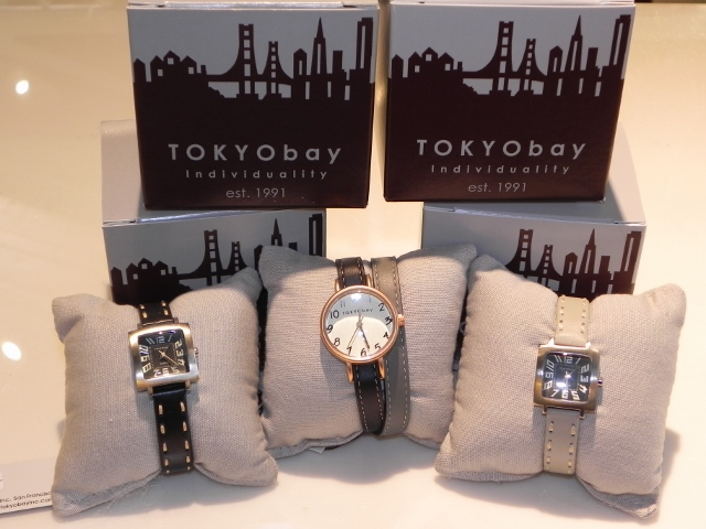 Small TokyoBay Watches