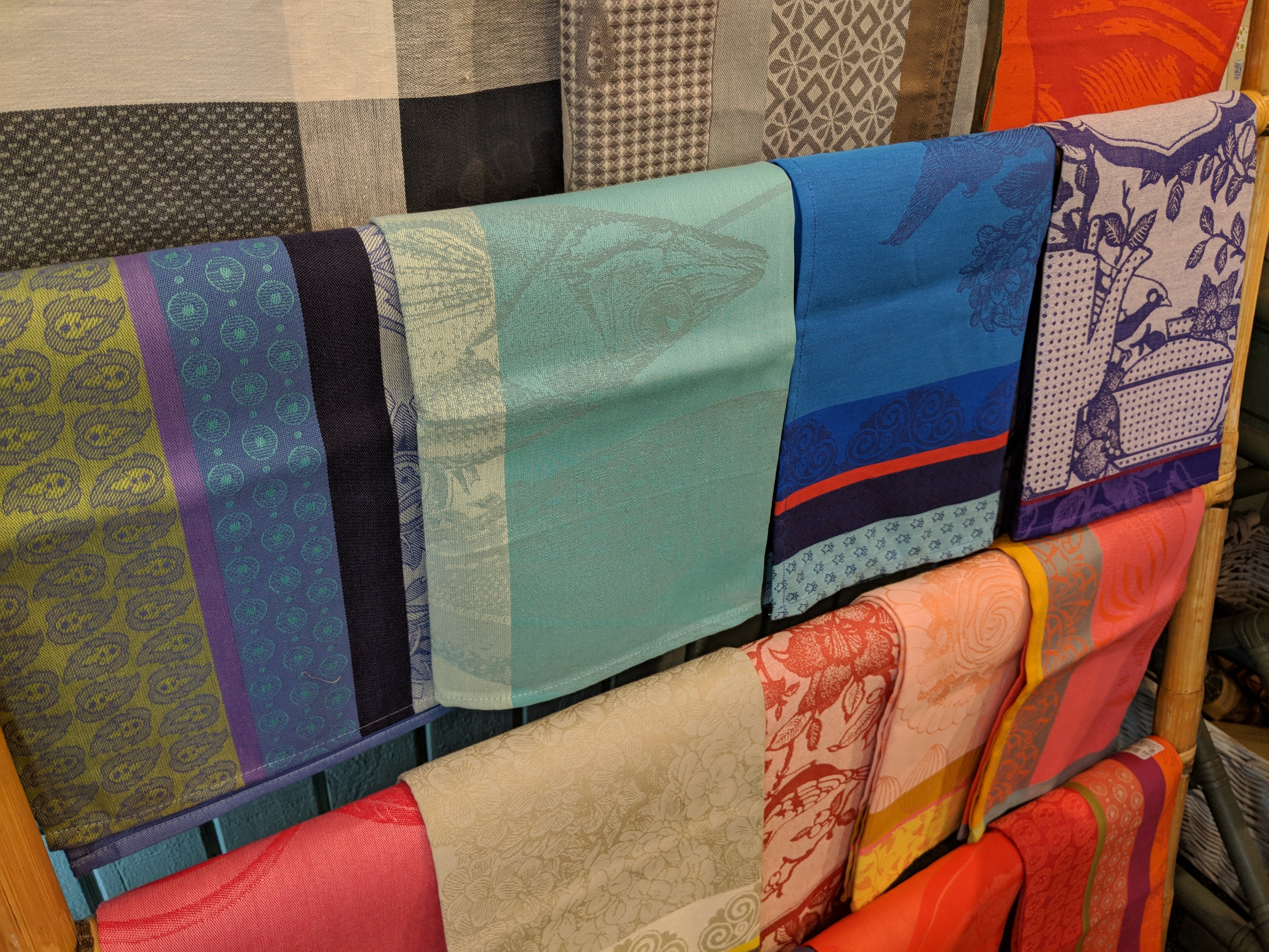 Beautiful Dish Towels from France – Collections Maui